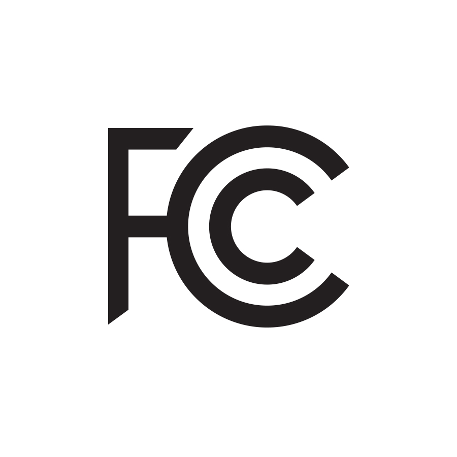 """FC"" graphic created by Industrial Nameplate"